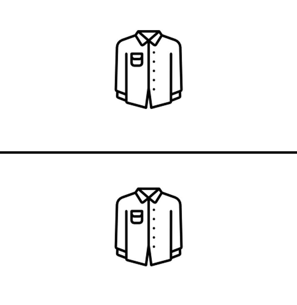 2 Shirts/Polo