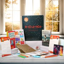 Enchnatico box _Books subscription for 7 to 8 years age