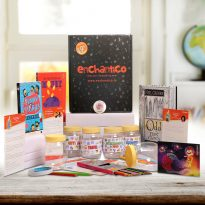 Enchnatico box _Books subscription for 9 to 10 years age