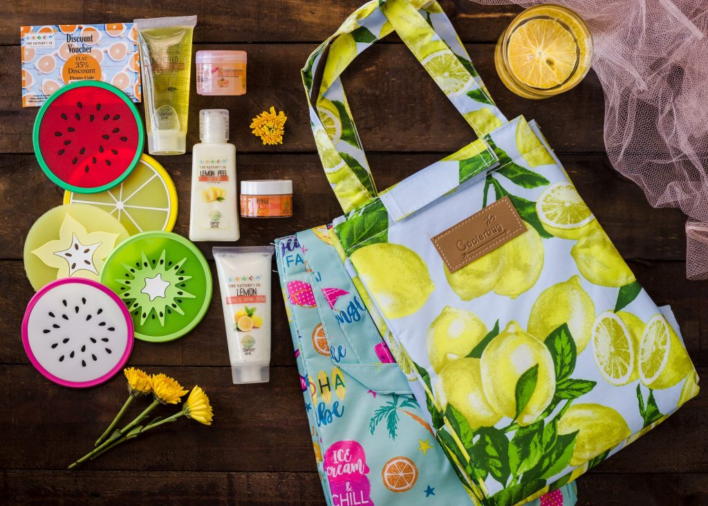 The Nature's Co Beauty Wish Subscription Box
