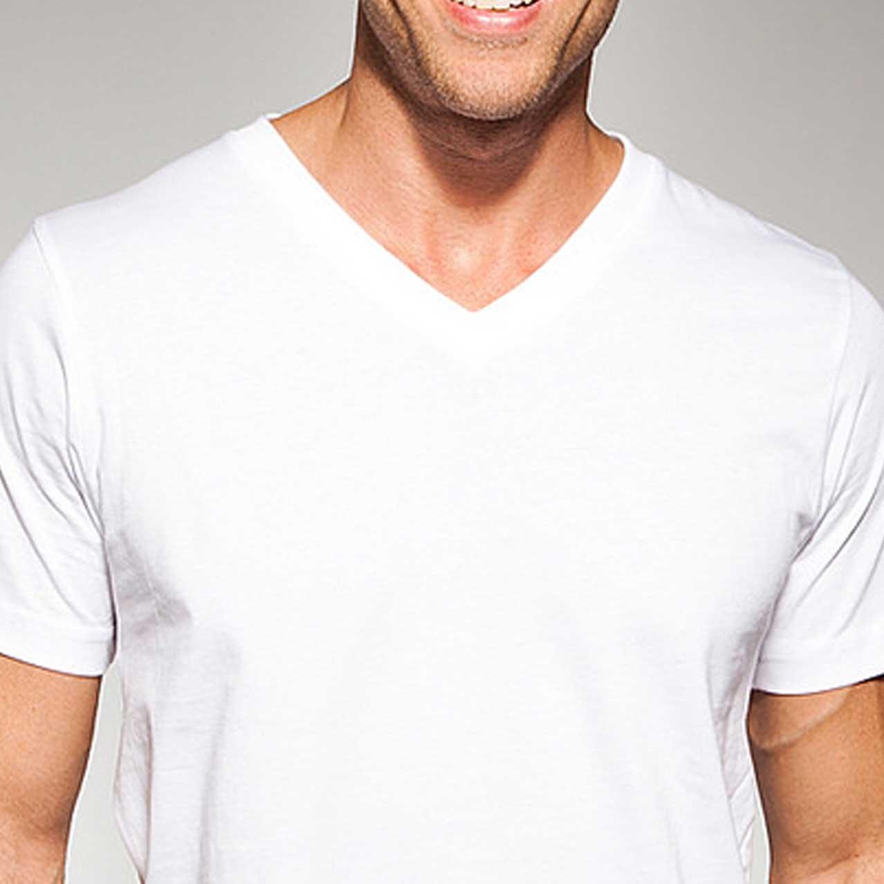 V- Neck T-Shirts