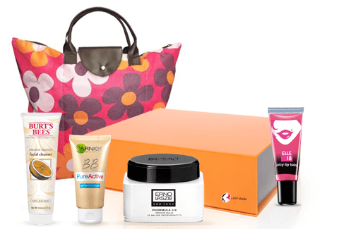 Lady raga best cosmetic subscription box in India