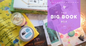 Unboxing of september big book box