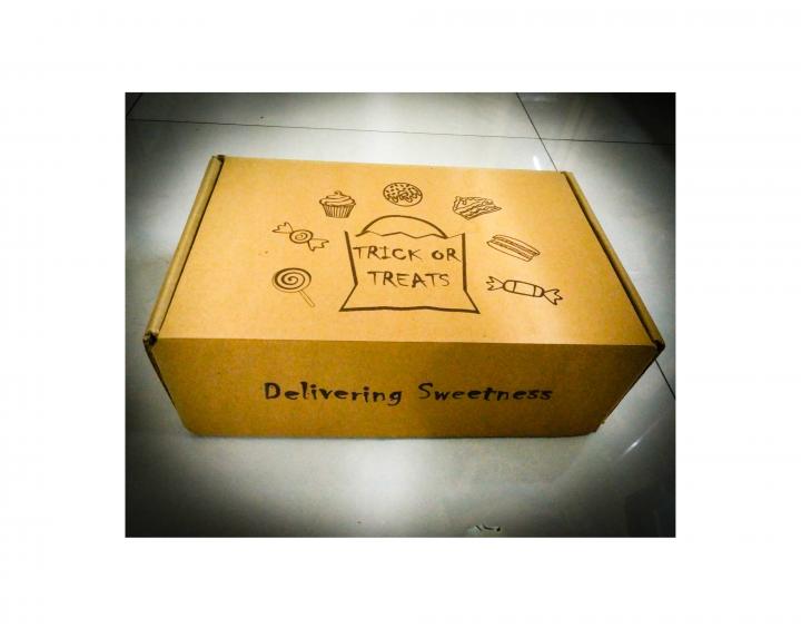trick or treat December box