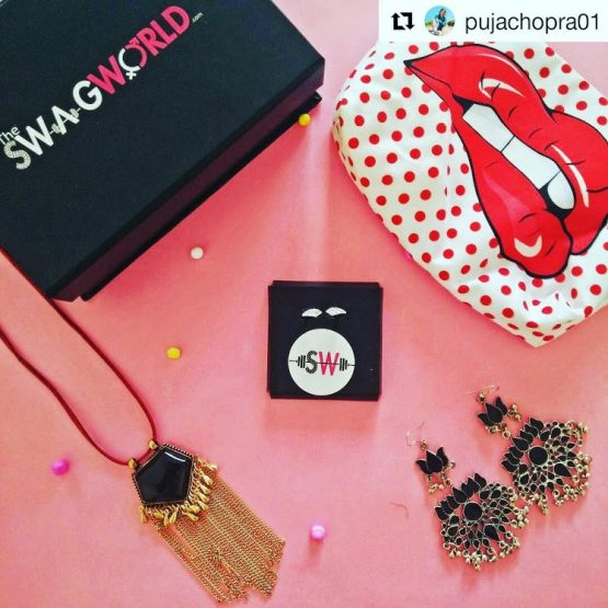 Swag world -monthly jewelry subscription