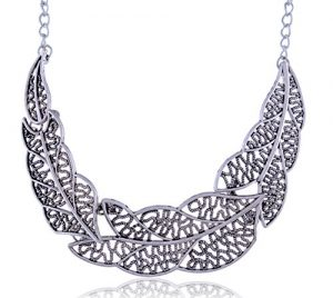 Addo Silver Choker Necklace