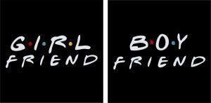 Girl Friend – Boy friend