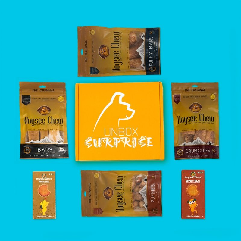 Dog Chew wow dog subscription