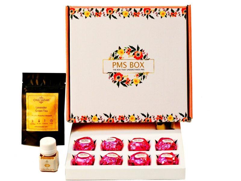 Period pampering box