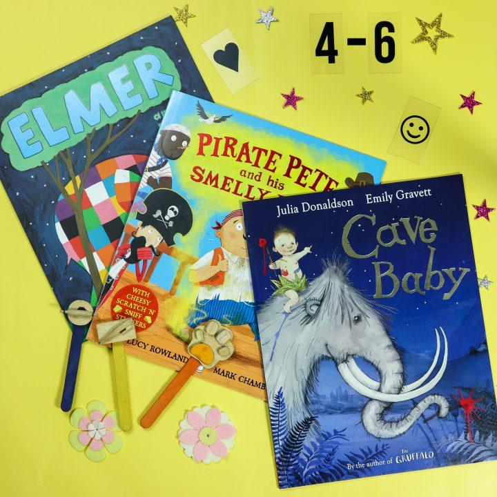 Fubu box - Early Reader (4 to 6 yrs)