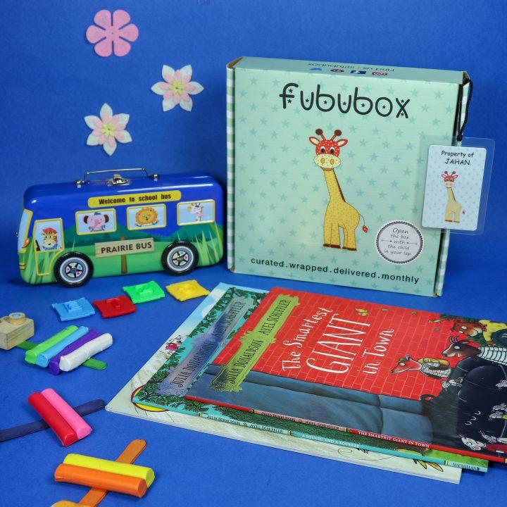 Fubu Box - Early readers (4 to 6 yrs )