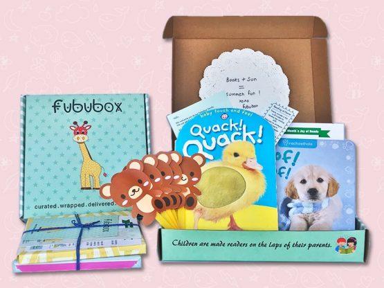 FUBU Box kids book subscription