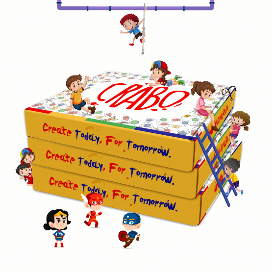 Crabo box craft subscription box
