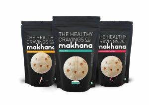 Assorted Makhana  (Pack of 6)