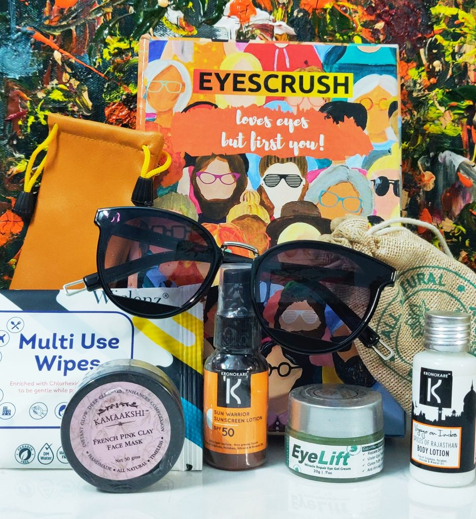 Eyecrush Subscription Box
