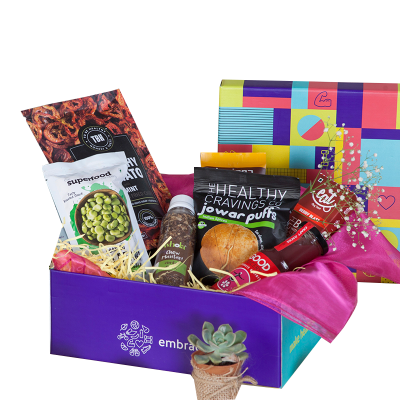 Snack Subscription Box