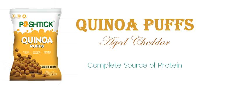 Cheddar-Quinoa poshtick
