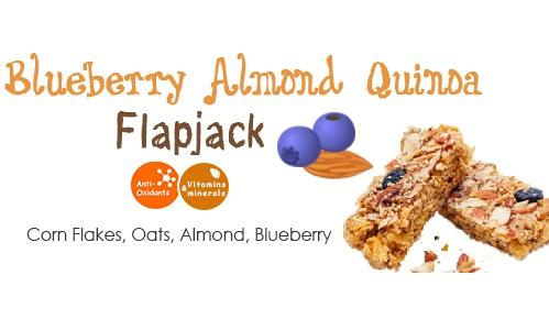 Almond Quinoa Bar poshtick