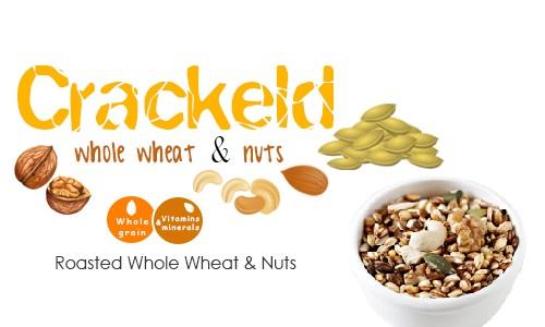 Crackled Whole Wheat poshtick