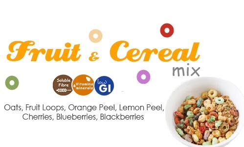Fruit & Cereal Mix poshtick