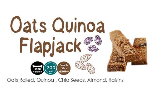 Oats Quinoa poshtick