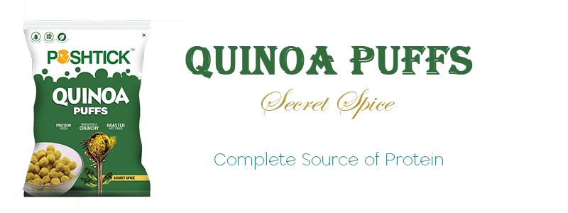 Quinoa - secret spice poshtick