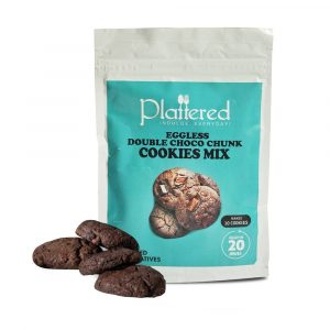 Double Choco Chunk Cookies Mix