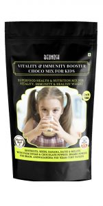 Vitality & Immunity Booster Millet-mix for Kids
