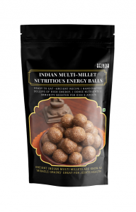 Indian Multi-Millets Nutritious Energy Balls