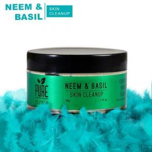Neem & Basil – Skin Cleanup