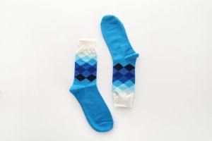 Pure Cotton Crew Length Men/Wome Socks,Inskinn105