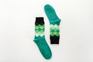 Pure Cotton Crew Length Men/Women Socks,Inskinn109