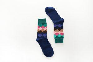 Pure Cotton Crew Length Men/Women Socks,Inskinn111