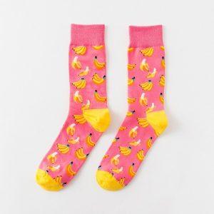 Pure Cotton Crew Length Men/Women Socks,Inskinn120