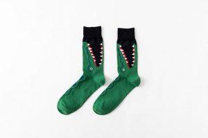 Pure Cotton Crew Length Men/Women Socks,Inskinn131