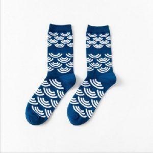 Pure Cotton Crew Length Men/Women Socks,Inskinn151