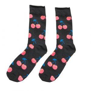 Pure Cotton Crew Length Men/Women Socks,Inskinn206