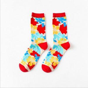 Pure Cotton Crew Length Men/Women Socks,Inskinn209
