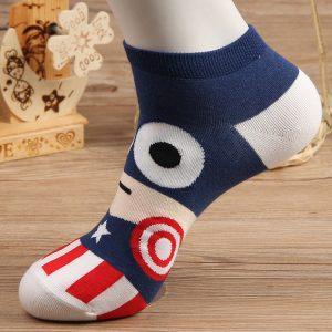 Pure Cotton Anklelength Men/Women Socks,Inskinn216a