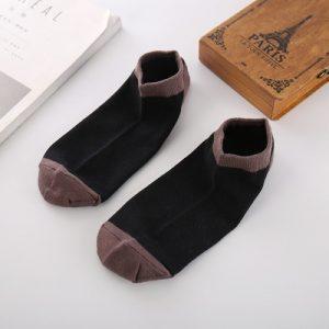 Pure Cotton Ankle Length Men Socks,Inskinn269