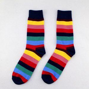 Pure Cotton Crew Length Men/Women Socks,Inskinn305