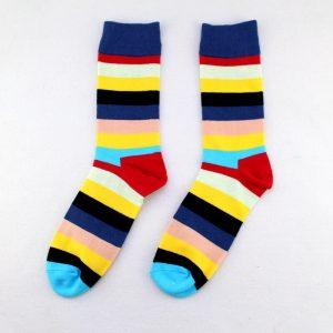Pure Cotton Crew Length Men/Women Socks,Inskinn306