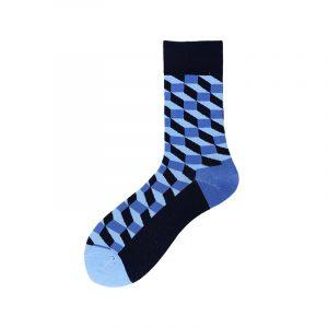 Pure Cotton Crew Length Men/Women Socks,Inskinn310