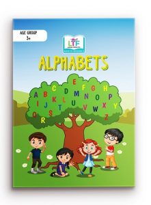 Alphabets (2+) (60 Pages)