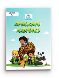 Amazing Animals (4+)